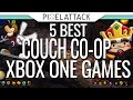 5 Best Couch Co Op Xbox One Games