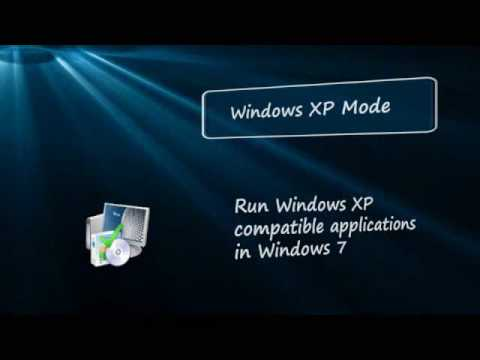 Windows XP Applications With Windows 7 Professional