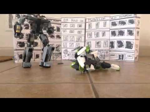 Kaiju VS Jaeger extended cut