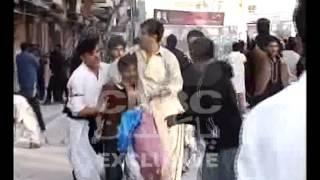 Shia Sunni Fight.in Raja Bazarr rpindi