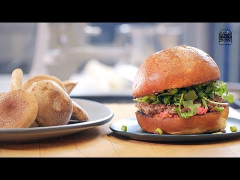 The 4th Annual Blended Burger Project™ featuring Chef Stephanie Izard