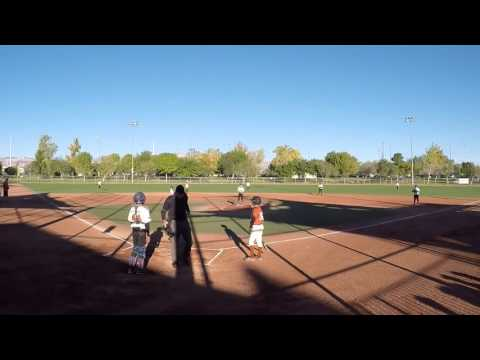San Diego Longhorns vs LV Longhorns - 2015 Desert Fall Classic