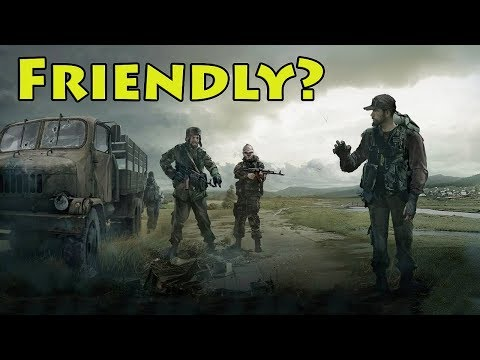 Friendly? - AWG Dayz Arma 3