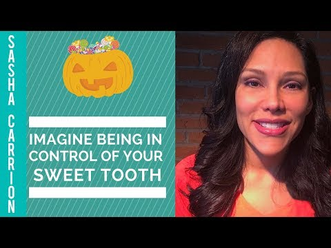 Imagine Being In Control Of Your Sweet Tooth