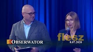 teleObserwator Flesz 8.07.2020
