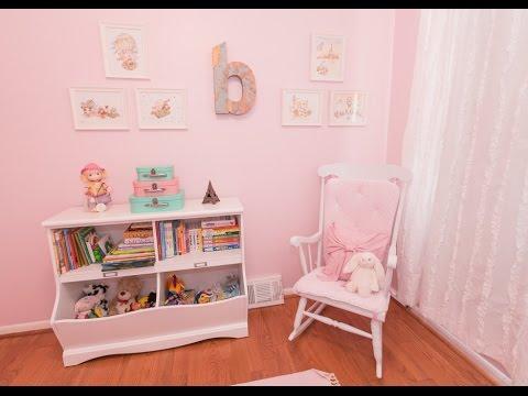 White Rocking Chair Nursery