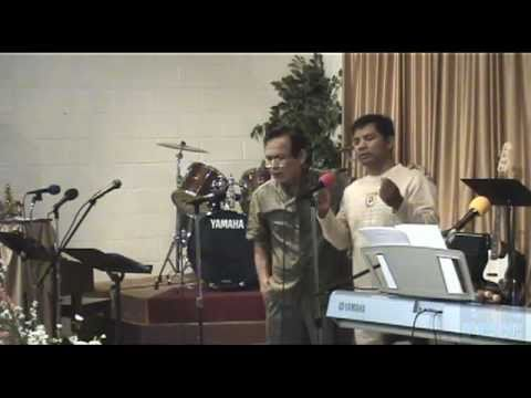 Testimony from a Pastor in Cambodia (In Khmer)