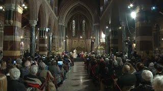 Giáo Hội Năm Châu 28/02-06/03/2017: Con đường hiệp nhất giữa Anh Giáo và Công Giáo