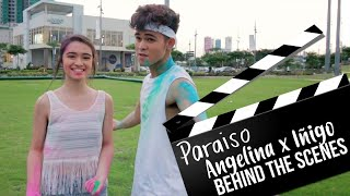 Angelina Cruz x Iñigo Pascual - Paraiso (Behind The Scenes)