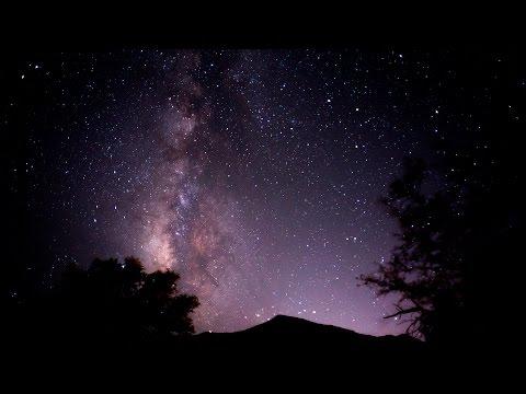 Big Bend Star Gazing  - Milky Way Timelapse