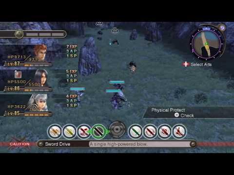 Xenoblade Chronicles - Post Battle Dialogue