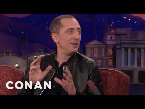 Gad Elmaleh's Mother Wasn't Impressed With His Carnegie Hall Gig  - CONAN on TBS