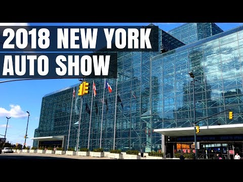 2018 NEW YORK AUTO SHOW : Which car should I buy??