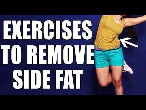Exercises To Remove Side Fat II कैसे घटाएं कमर के फैट को II By Kavita Nalwa