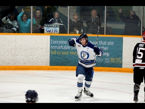 Steinbach Pistons vs Virden Oil Capitals - MJHL Finals Game 5