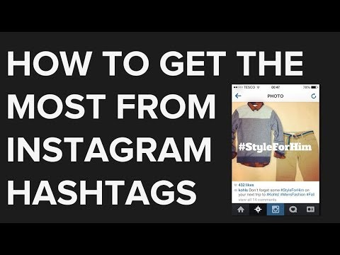 Hashtags on Instagram: Marketing and Business Benefits