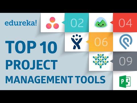 Top 10 Project Management Tools   PMP Tools and Techniques   PMP Training Videos   Edureka