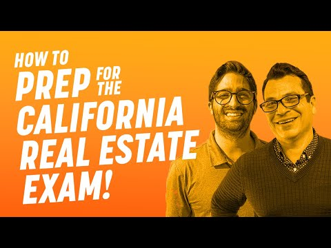 Ep. 71: How To Prepare For The California Real Estate Exam