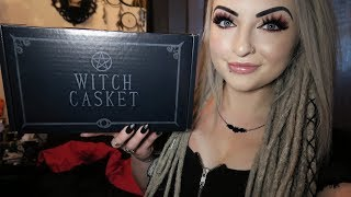 Download Witch Casket - Monthly Subscription Box Unboxing June 2019 Video