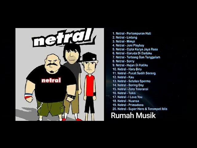 Download THE BEST 20 LAGU NETRAL TERPOPULER FULL ALBUM | Rumah Musik MP3 Gratis