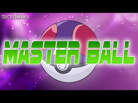 HOW TO GET THE MASTER BALL! (Pokemon Go HACK)