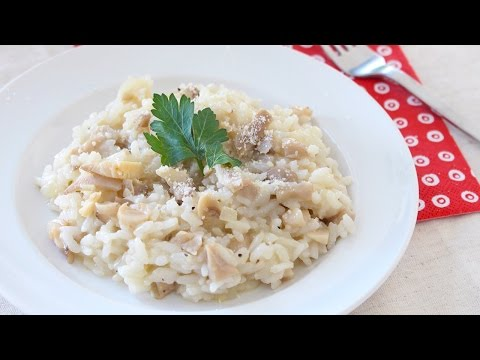 How to Make Mushroom Risotto (in a Rice Cooker!)