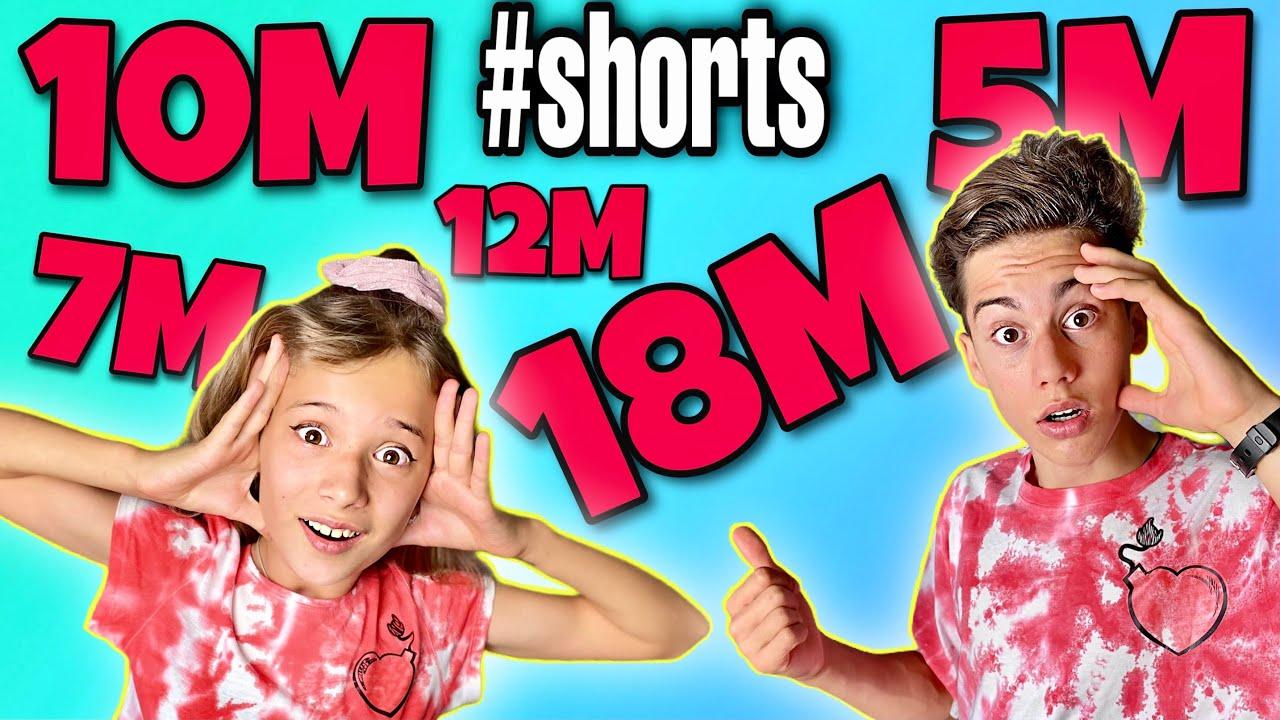 YouTube Shorts más VIRALES de @Mika Sofi BOMS  💣 Compilación #1