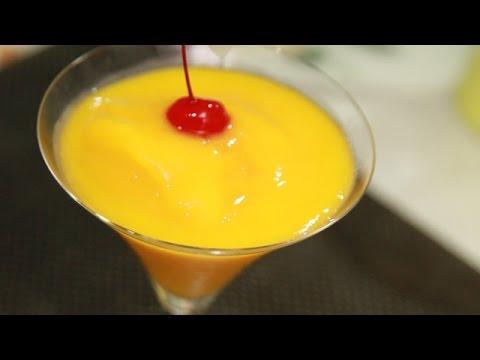 Make a Yummy Frozen Mango Margarita - Food & Drinks - Guidecentral