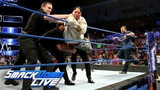 James Ellsworth is banned from the arena: SmackDown LIVE, June 27, 2017