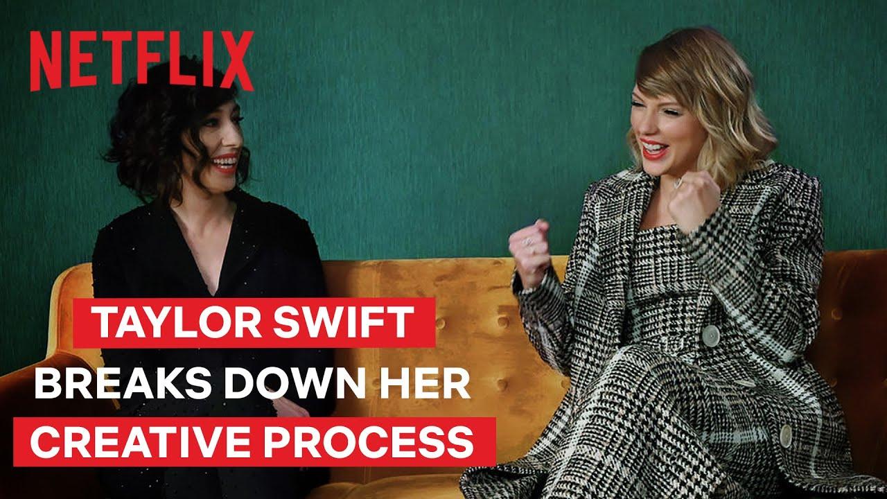 Taylor Swift Breaks Down her Creative Process | Miss Americana | Netflix