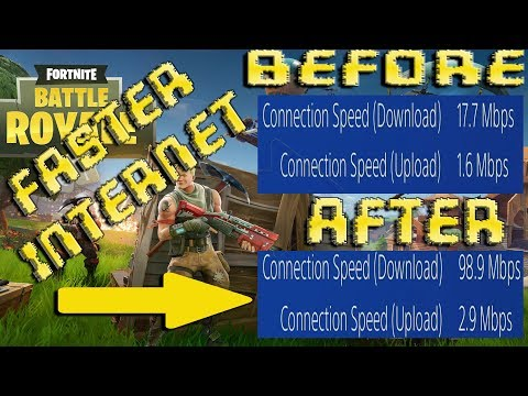 How to get Faster Internet on PS4 - Actual working method!