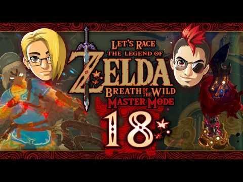 Let's Race: The Legend of Zelda: Breath of the Wild (Master Mode) - Part 18 - Urbosa's Fury