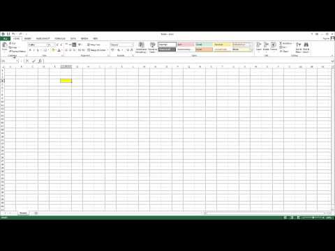 How to copy formatting? Excel 2013