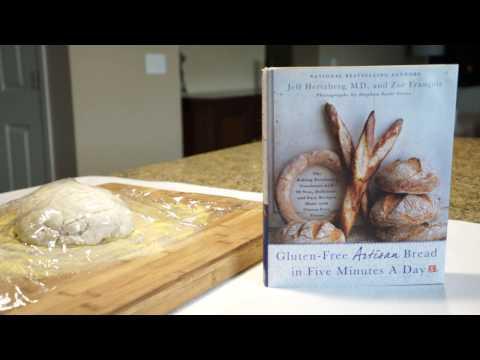 Gluten Free Artisan Bread in Five Minutes a Day Comparison