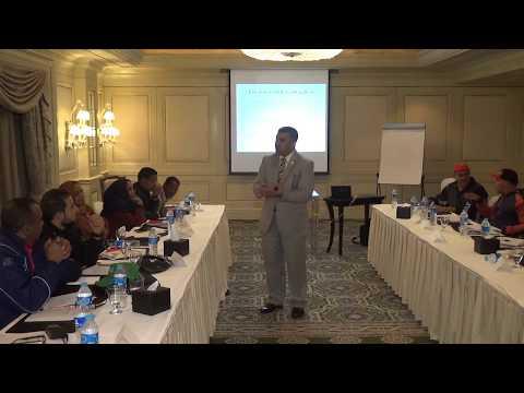 د.عبد العزيز الملا يشرح كيفية التغذية لرياضى الأولمبياد الخاص | جزء أول