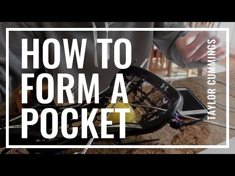 How to Form a Pocket   Taylor Cummings
