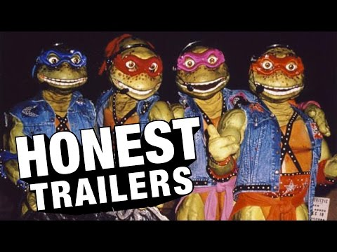 Honest Trailers - Teenage Mutant Ninja Turtles: Out of Their Shells (feat. The Nostalgia Critic)