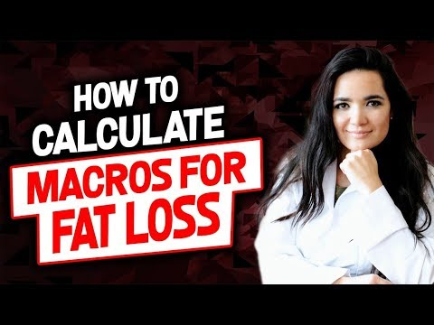How to Calculate Macros for Fat Loss | Cómo calcular macros para pérdida de grasa
