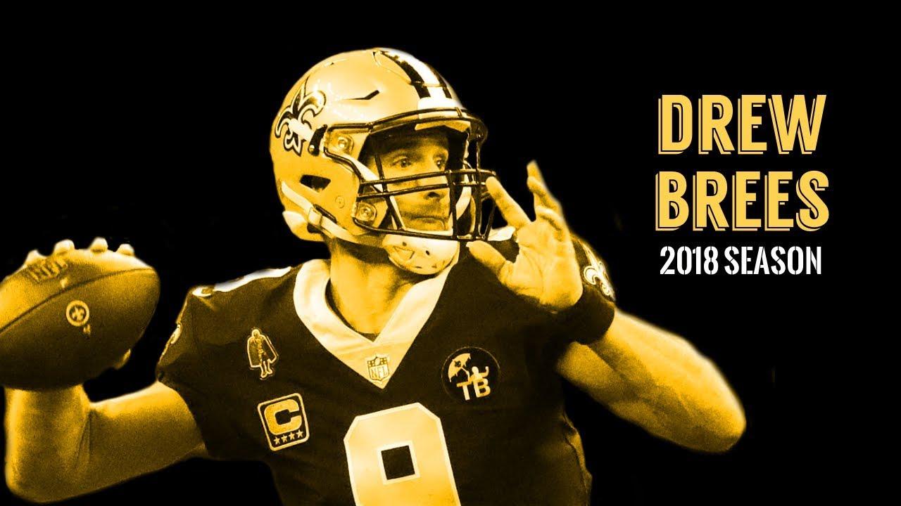 "Drew Brees 2018 Highlights | ""Legendary"" ᵂᴰ⁴ᴸ"