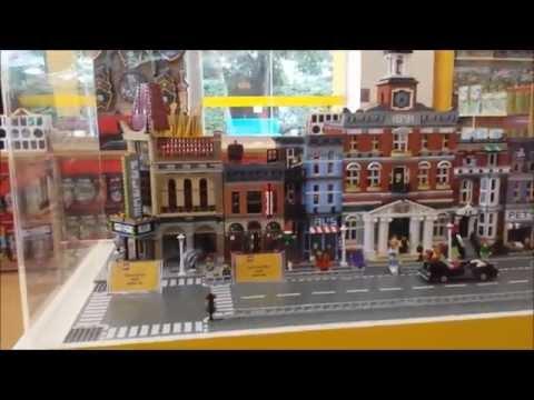 The Big Shop at Legoland Malaysia