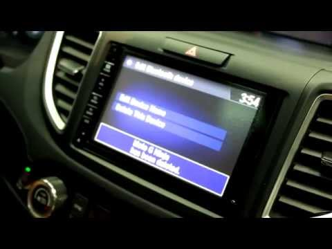 How to UnPair a Bluetooth Device from a 2015 Honda CR-V