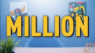 سحب المليون مشترك 🤩 | الجزء الاول