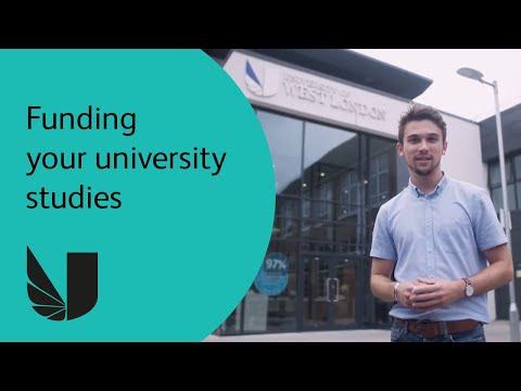 Funding your university studies