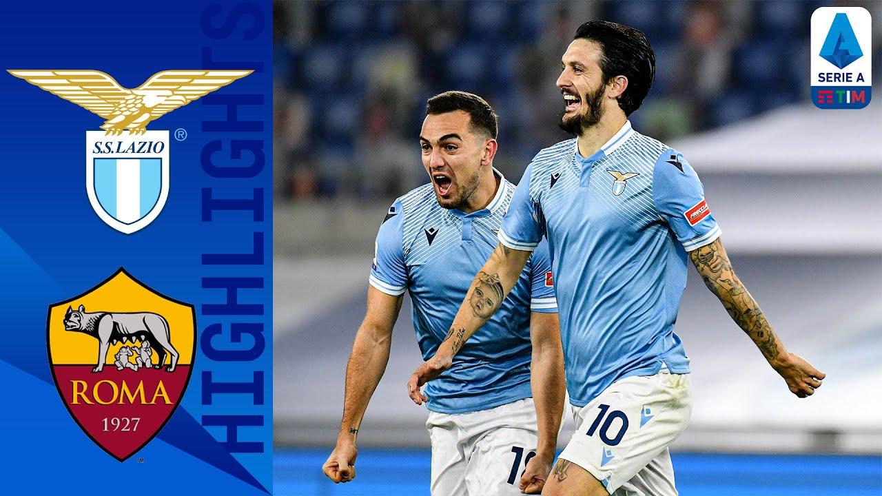 Lazio 3-0 Roma   Immobile and Luis Alberto Fire Lazio to Derby Victory!   Serie A TIM