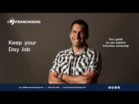 Keep your Day Job & Start a Semi-Absentee Franchise