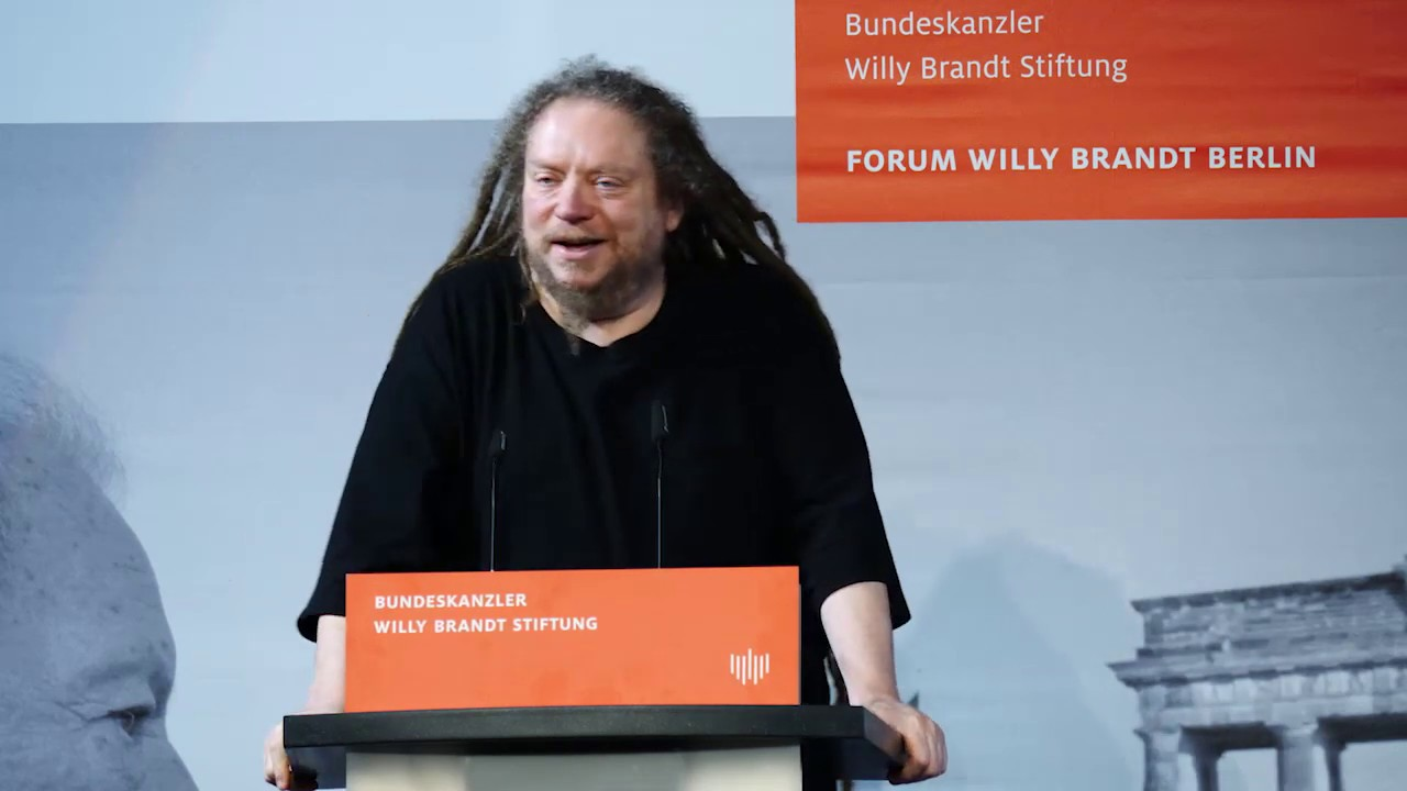 Jaron Lanier - Who is Civilization for? (& Q+A with Ulrich Kelber)