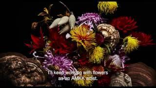 Exposé #14: explore the world of flower artist Azuma Makoto.