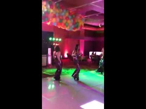 Jumpin' Jupiter Disco Dancers