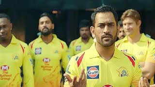 Chennai Super Kings & Ms Dhoni Funny Commercial ads Video