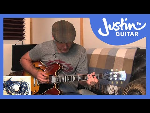 Do Expensive Guitar Cables Sound Better?? (Guitar Gear Lesson GG-013) Lead Test Review